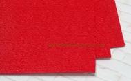 Фоамиран махровый 2 мм арт.MG.TOW.N001 цв.красный,  20*30 cм, шт