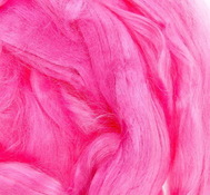 Шерсть для валяния 100% вискоза, 50гр. (0223 светло-розовый)