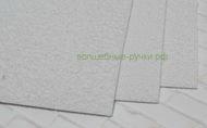 Фоамиран махровый 2 мм арт.MG.TOW.A036 цв.белый, 20*30 cм, шт