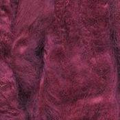 Шерсть для валяния вискоза 100%, 50 гр. (0660 фламинго)
