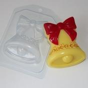 Пластиковая форма для мыла Колокольчик