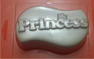 Пластиковая форма для мыла 134 - Принцесса
