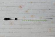 Стрелка секундная 96 мм 163 LZ  черный