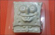 Пластиковая форма для мыла 212 - Губка