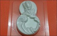 Пластиковая форма для мыла 244 - 8 Марта тюльпан