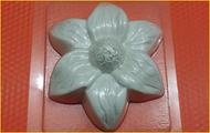 Пластиковая форма для мыла 248 -  Георгин полевой