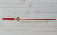 Стрелка секундная 80 мм 257 красный