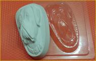 Пластиковая форма для мыла 282 - Пёс