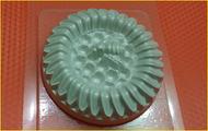 Пластиковая форма для мыла 288 - Цветочный мёд