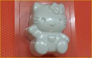 Пластиковая форма для мыла 333 - Китти
