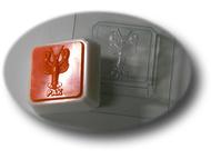 """Пластиковая форма для мыла """"Зодиак - Рак"""""""
