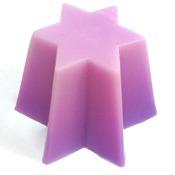"""Пластиковая форма для свечей """"Звезда 6 лучей"""""""