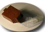 Пластиковая форма для мыла Мороженое Эскимо