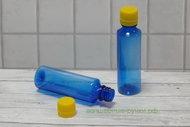 Флакон 50 мл синий КПВ желтый