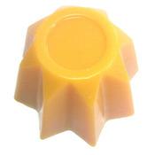 Пластиковая форма для свечей Звезда 8 лучей