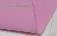 Пластичная замша FOAM 60x70 см 09 темно-розовый