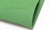 Пластичная замша FOAM 60x70 см 16 темно-зеленый