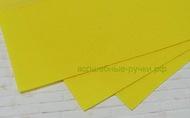 Фетр листовой жесткий  1мм 20х30см арт.FLT-H1 светло-желтый цв.633