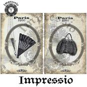 Декупажная карта Impressio  6689