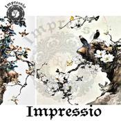 Декупажная карта Impressio  6860