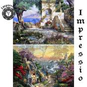 Декупажная карта Impressio  6887