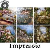 Декупажная карта Impressio  6895