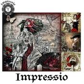Декупажная карта Impressio  6907