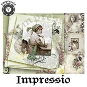 Декупажная карта Impressio  6915