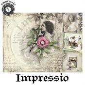 Декупажная карта Impressio  6917