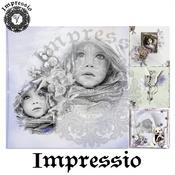 Декупажная карта Impressio  6922