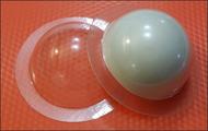 Комплект форм для бомбочек Сфера д. 6 см.