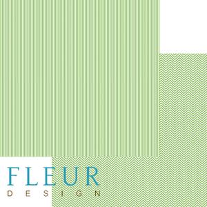 Снижение цены на бумагу для скрапбукинга Fleur Design