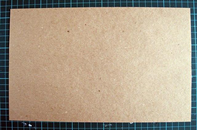 лист для крышки шоколадницы