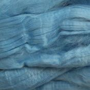Шерсть для валяния вискоза 100%, 50 гр. (0300 св.голубой)