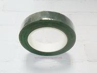 Тейп лента, цвет темно-зеленый, бобина 18 м