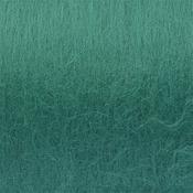 "Пряжа для валяния КАМТ ""Кардочес"" (100% шерсть п/т) 1х200г цв.041 изумрудный"