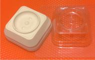 Пластиковая форма для мыла 042 - Розетка