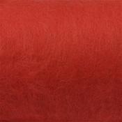Кардочес шерсть 100% полутонкий красный Камтекс 200 гр 046