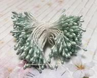 Тычинки зеленовато-голубой, 9 г. диаметр тычинки 3 мм