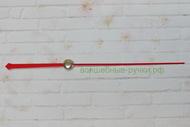 Стрелка секундная 88 мм 107 LZ красный