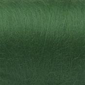 """Пряжа для валяния КАМТ """"Кардочес"""" (100% шерсть п/т) 1х200г цв.110 зеленый"""