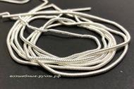 Канитель витая серебро, 1,5 мм 5 гр