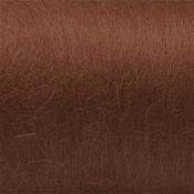 """Пряжа для валяния КАМТ """"Кардочес"""" (100% шерсть п/т) 1х200г цв.121 коричневый"""