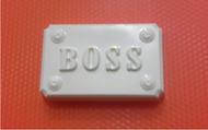 Пластиковая форма для мыла 141 - Босс