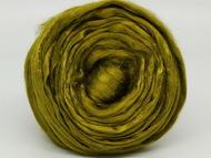 Шерсть для валяния (вискоза) 50г цв.2010 спелый лайм