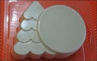 Пластиковая форма для мыла 222 - Новогодняя открытка