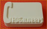 Пластиковая форма для мыла 298 - С Юбилеем