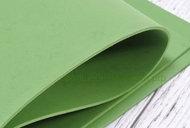 Фоамиран иранский, арт.179, Цвет: Темно-зеленый, Толщина: 2мм, Размер: 60х70cм