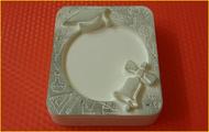 Пластиковая форма для мыла 306 - Школьная открытка