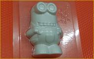 Пластиковая форма для мыла 318 - Миньон - 2